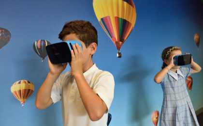 virtual reality and 360-degree video gifts